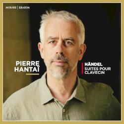Suites pour clavecin by Händel ;   Pierre Hantaï