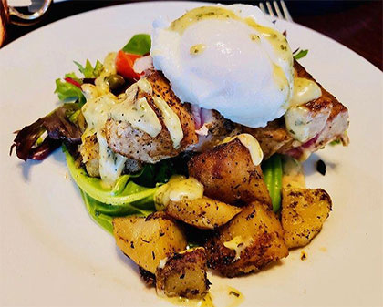 REVIEW: Bon Ami French Bistro in Canandaigua (The Hunger Dames)